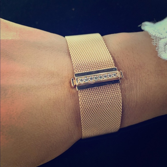 caf371f86 Tiffany & Co. Jewelry | Tiffany Co 18k Rose Gold Somerset Bracelet ...
